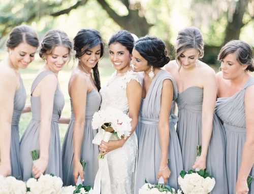 How to choose your bridal party