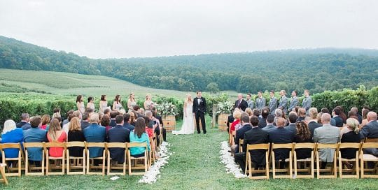 Virginia wedding venues and all inclusive catering packages breaux vinyards junglespirit Gallery
