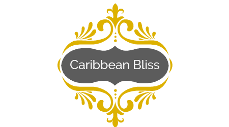 Caribbean Wedding menu