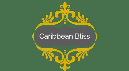 Caribbean Wedding menu