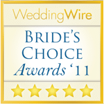 Wedding Wire - Bride's Choice 2011