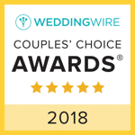 Wedding Wire - Couples' Choice Awards 2018