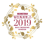 Washingtonian Weddings - Best Wedding Vendor 2019