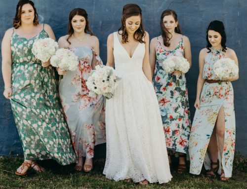 Spring Preview! Delicate touches for your spring wedding