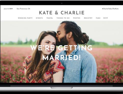 Wedding Website – Do I need one?